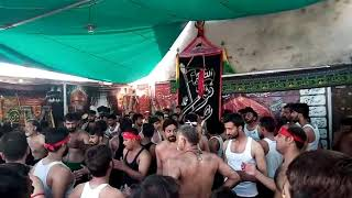 9th Muharram 1439AH 2017 Madina Syedan Gujrat