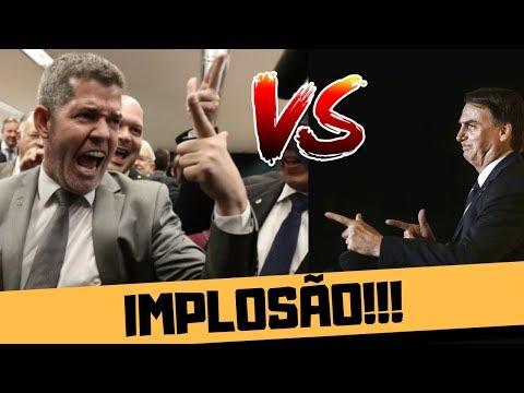 RESUMÃO DA IMPLOSÃO: ESTE É O FIM DO BOLSONARO?!