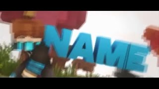 New Epic! PVP Minecraft Intro Template [C4D, AE] №196