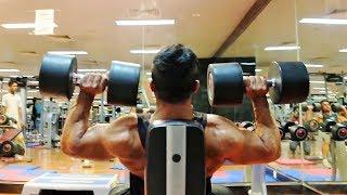 Monster Shoulder Workout Blast Your Deltoid & Traps! width=