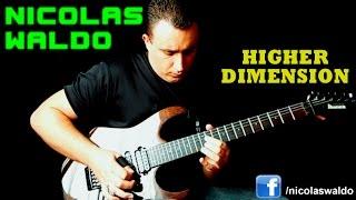 NICOLAS WALDO - New Performance 2015 // Higher Dimension theme