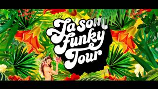 Ja som Funky Tour 2015