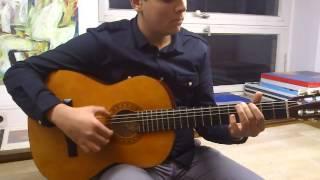 Flamenco Guitar Bilal el Toro