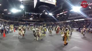 Mens Traditional Saturday Night Live Song 3 @ International Peace Powwow 2017