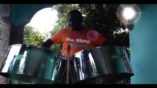 Passenger-let her go (steelpan cover by ravon rhoden)