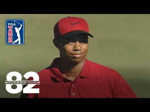 Tiger Woods wins 1996 Walt Disney World/Oldsmobile Classic Chasing 82