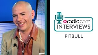 Exclusive: Pitbull Explains How Camila Cabello Replaced Britney Spears on 'Hey Ma'