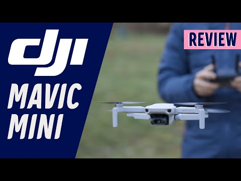 DJI Mavic Mini - The perfect drone for beginners?