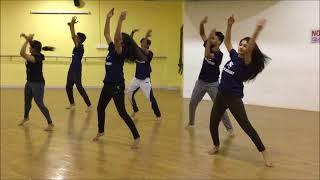 QISMAT -contemporary dance workshop