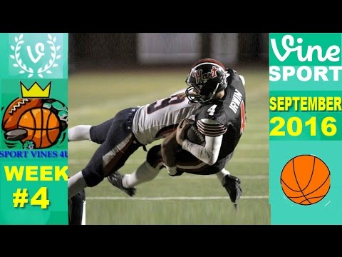 Best Sports Vines 2016   SEPTEMBER   WEEK 4 Poster