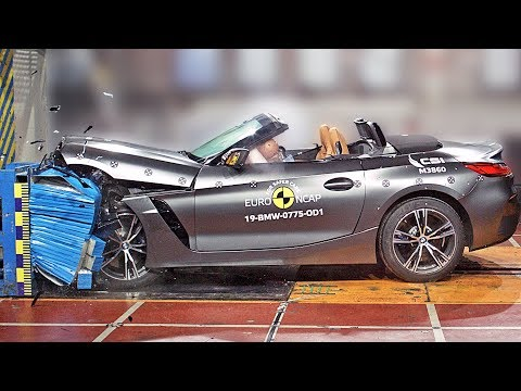 2020 BMW Z4 Crash Test ? Safe Roadster""""""
