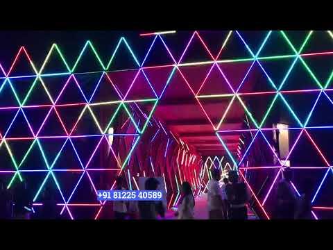 LED Entry Entrance Decoration New Concept 81225 40589 Chennai | Bangalore | Coimbatore | Andhra