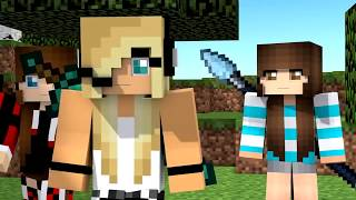 Minecraft Songs: Psycho Girl Ep. 1 to 19