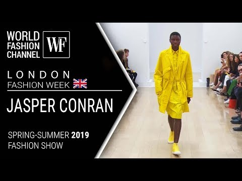 Jasper Conran | Spring-summer 2019 London fashion week