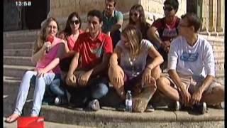 Estudantes estrangeiros na Universidade do Algarve