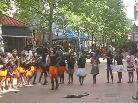 Cape Town Street Dancers