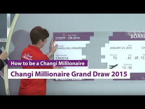 The 2016 Changi Millionaire