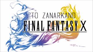 TO ZANARKAND (FINAL FANTASY X) - PIANO COVER