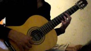 Ennio Morricone - Un amico (solo guitar)