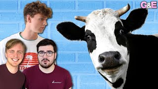 Who Left These Cows On The Baseball Field? - The Gus & Eddy & Sven Podcast