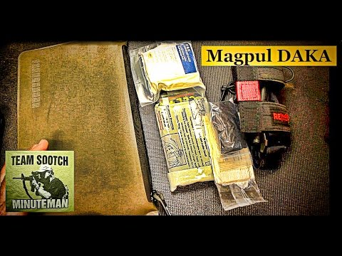 Magpul DAKA Pouch   What's the Big Deal