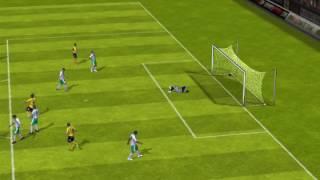 FIFA 14 iPhone/iPad MERCENARIOS vs. Portuguesa