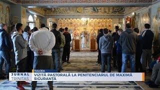 Vizita pastorala la Penitenciarul de Maxima Siguranta Tulcea