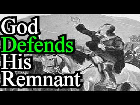 God Defends His Covenanted Remnant - Richard Cameron (1647-1680) Christian Audio Sermon