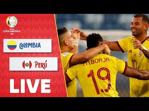 🔴 Trực tiếp   Colombia - Peru   Copa America 2021   NEXT SPORTS