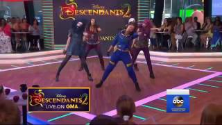 Descendants 2 | 'Ways To Be Wicked' & 'What's My Name' (Live Version)