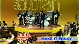 JAMES BROWN & THE J.B.'S -  ESCAPISM.LIVE TV PERFORMANCE 1973