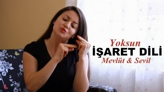 İşaret dili Naz Ölçal - Yoksun | Mevlüt & Sevil | Sign language song
