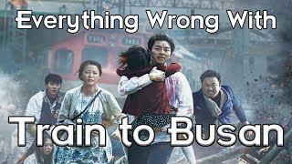 Everything Wrong with Train to Busan (Zombie Sins)