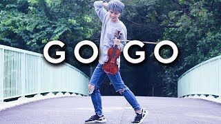 BTS - Go Go VIOLIN COVER