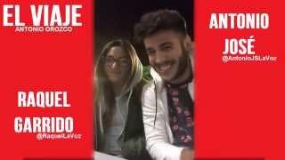 El Viaje-Antonio José & Raquel Garrido