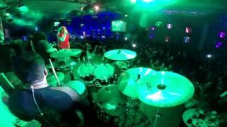 Vilma Palma e Vampiros - Te quiero tanto drum cover by Israel Chambers