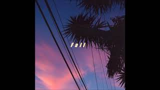 [FREE] 6lack x PARTYNEXTDOOR Type Beat - Fall | Rnb Instrumental 2018