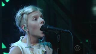 Aurora - I went too far (live@Colbert)