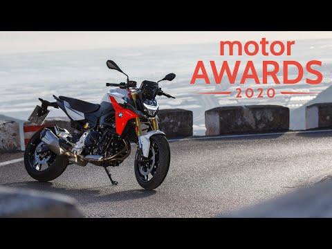 MOTOR AWARDS 2020 ¡Vota y gana una BMW F 900 R o un Ford Puma!