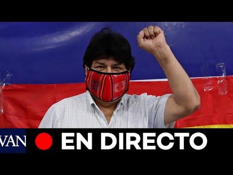 DIRECTO: Evo Morales vuelve a Bolivia después de un año en el exilio