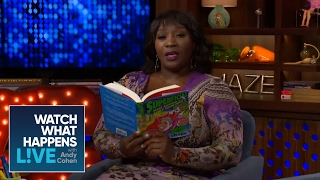 Bevy Smith Reads a Sneak Peek of Andy's New Book, SUPERFICIAL | WWHL