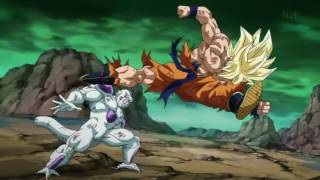 Goku VS. Freeza  [AMV]    |  Courtesy Call