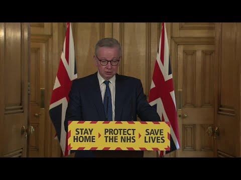 British govt reports 315 more coronavirus deaths | AFP photo