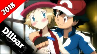 Dilbar pokemon Version Ash Sarena Love Song Pokemon