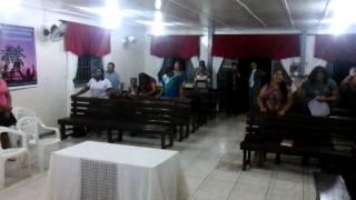 Cleize Caetano sacrifício de adoração (Damares)