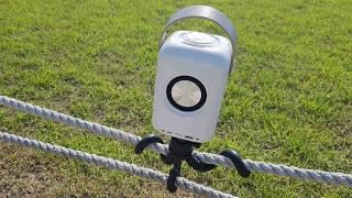 Bone Shaking Unlimited Stereo Speaker: Sound-vessel