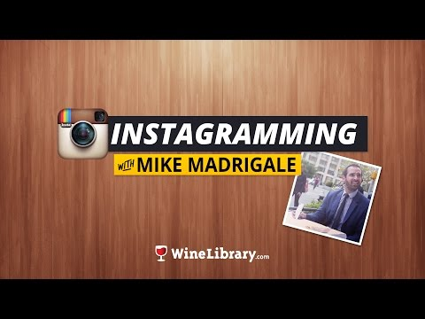 Instagram and Big Bottles with Mike Madrigale