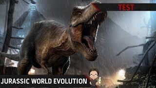 Vidéo-Test : TEST | JURASSIC WORLD EVOLUTION - J'ai dépensé sans compter