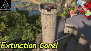 ARK Extinction Core #025 ► E11 Blaster & Thermal Detonator Test! Wehrturm bauen!