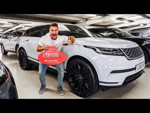 £30,000 Car Shopping For My Girlfriend!!